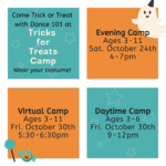 D101 Tricks for Treats