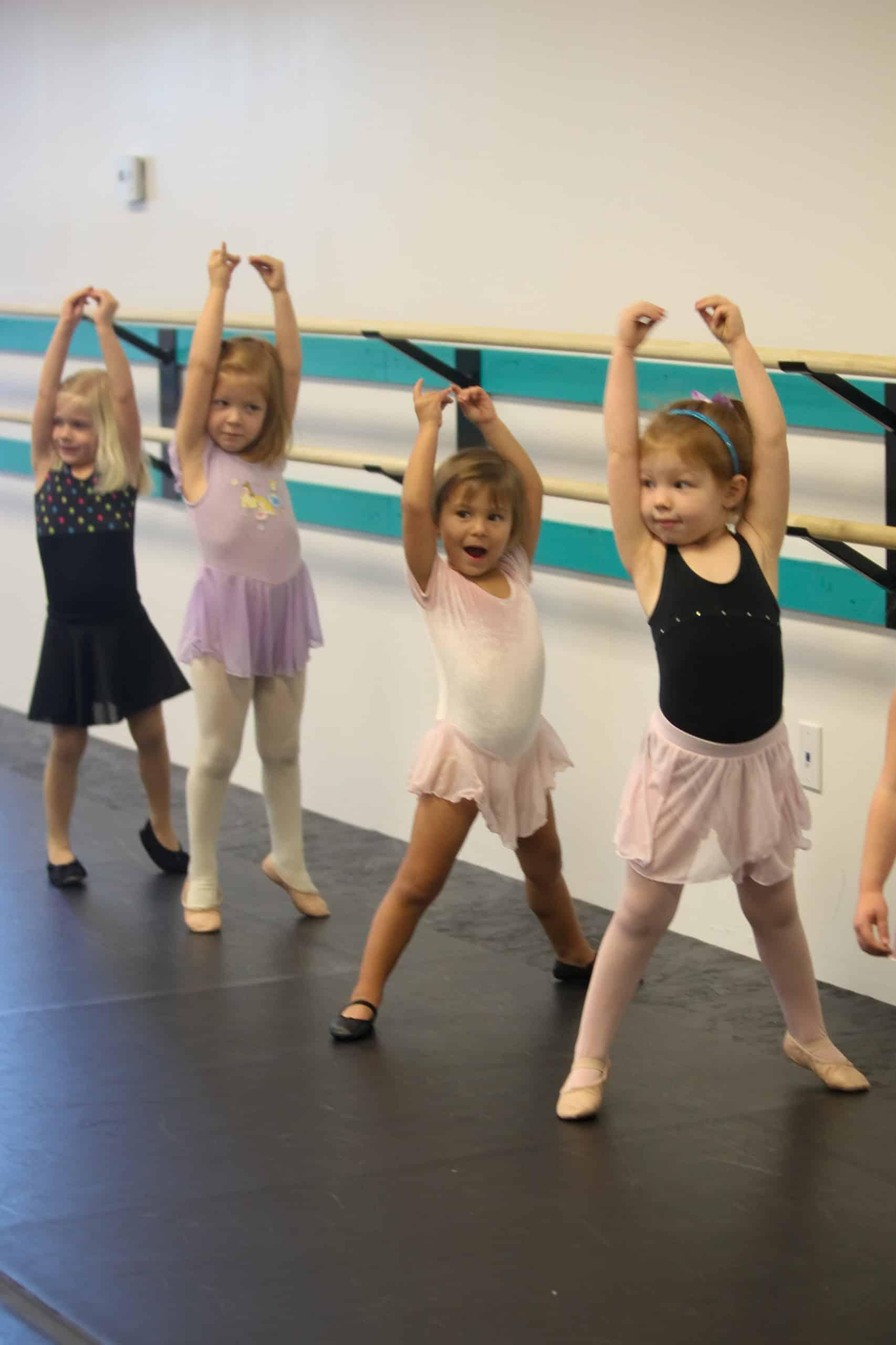 Dance 101 Ballet Dancers
