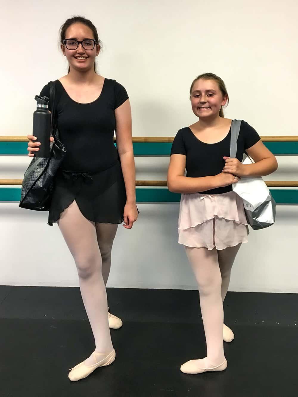 Dance 101 Dresscode Ballet