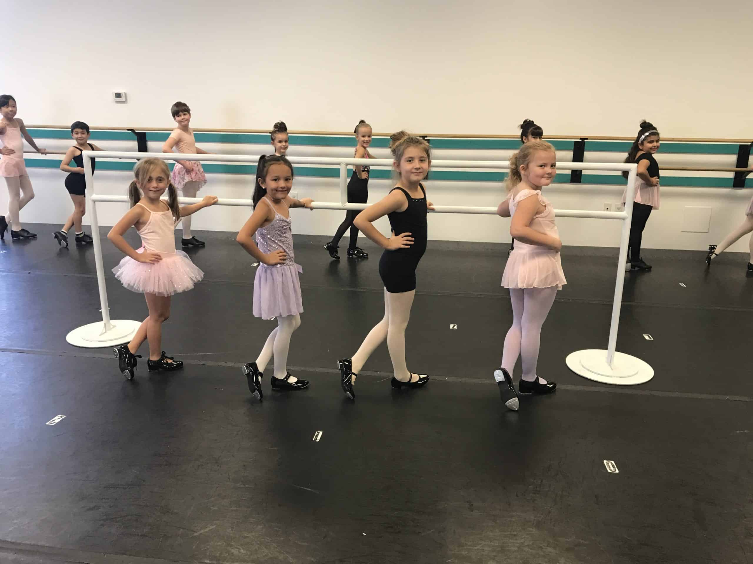 Dance 101 Tap Dancers