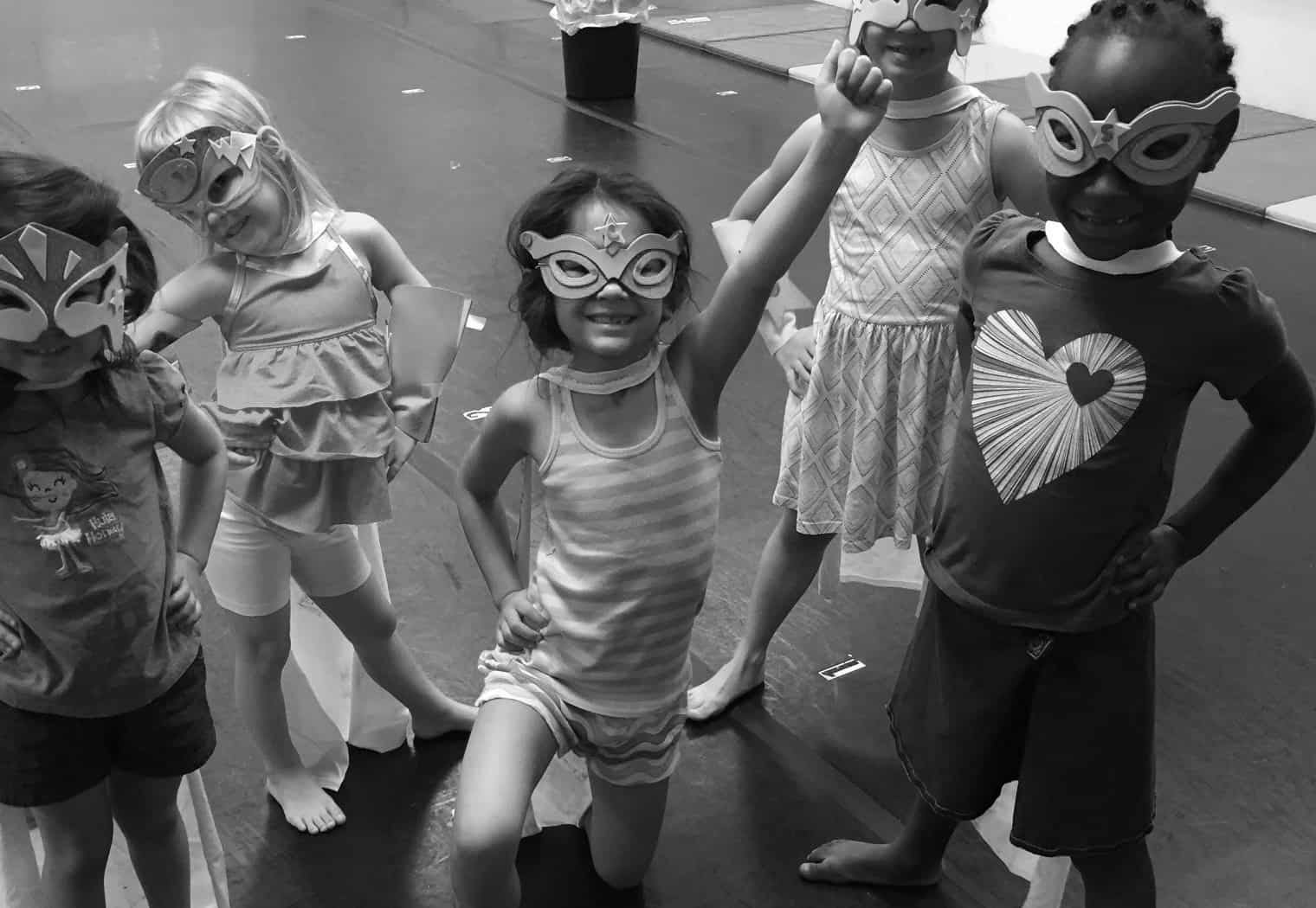 Dance 101 Superhero Camp