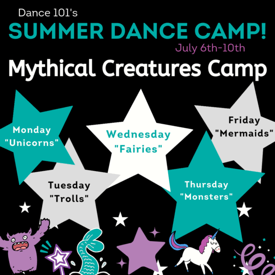 D101 Mythical Creatures Camp