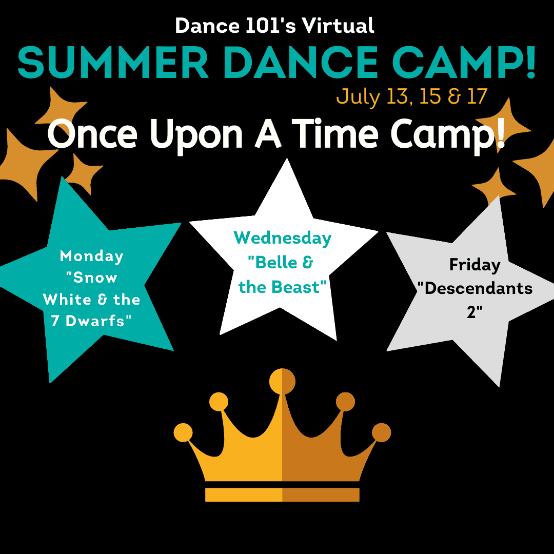 D101 Virtual Once Upon A Time Camp