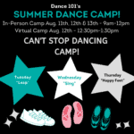D101 Dance Camp week 10