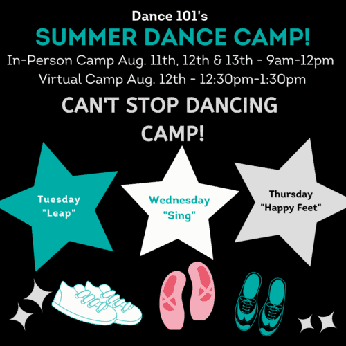 D101 Dance Camp week 10